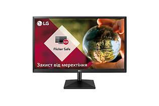 """Монітор LG 23.8"""" 24MK430H-B IPS Black; 1920x1080, 5 мс, 250 кд/м2, D-Sub, HDMI"""