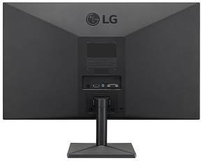"Монитор LG 23.8"" 24MK430H-B IPS Black; 1920x1080, 5 мс, 250 кд/м2, D-Sub, HDMI, фото 3"