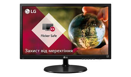 """Монитор LG 18.5"""" 19M38A-B Black; 1366 x 768, 5 мс (GtG), 200 кд/м2, D-Sub, фото 2"""
