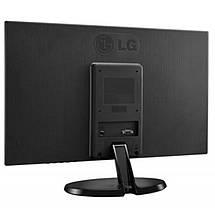 """Монитор LG 18.5"""" 19M38A-B Black; 1366 x 768, 5 мс (GtG), 200 кд/м2, D-Sub, фото 3"""