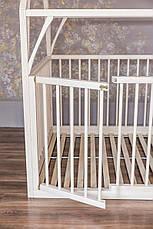 Кровать LOFT DESIGN 64072, НАТУРАЛЬНОЕ ДЕРЕВО, мебель Лофт Производство в Киеве, фото 3