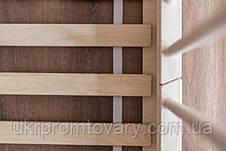 Кровать LOFT DESIGN 64072, НАТУРАЛЬНОЕ ДЕРЕВО, мебель Лофт Производство в Киеве, фото 2