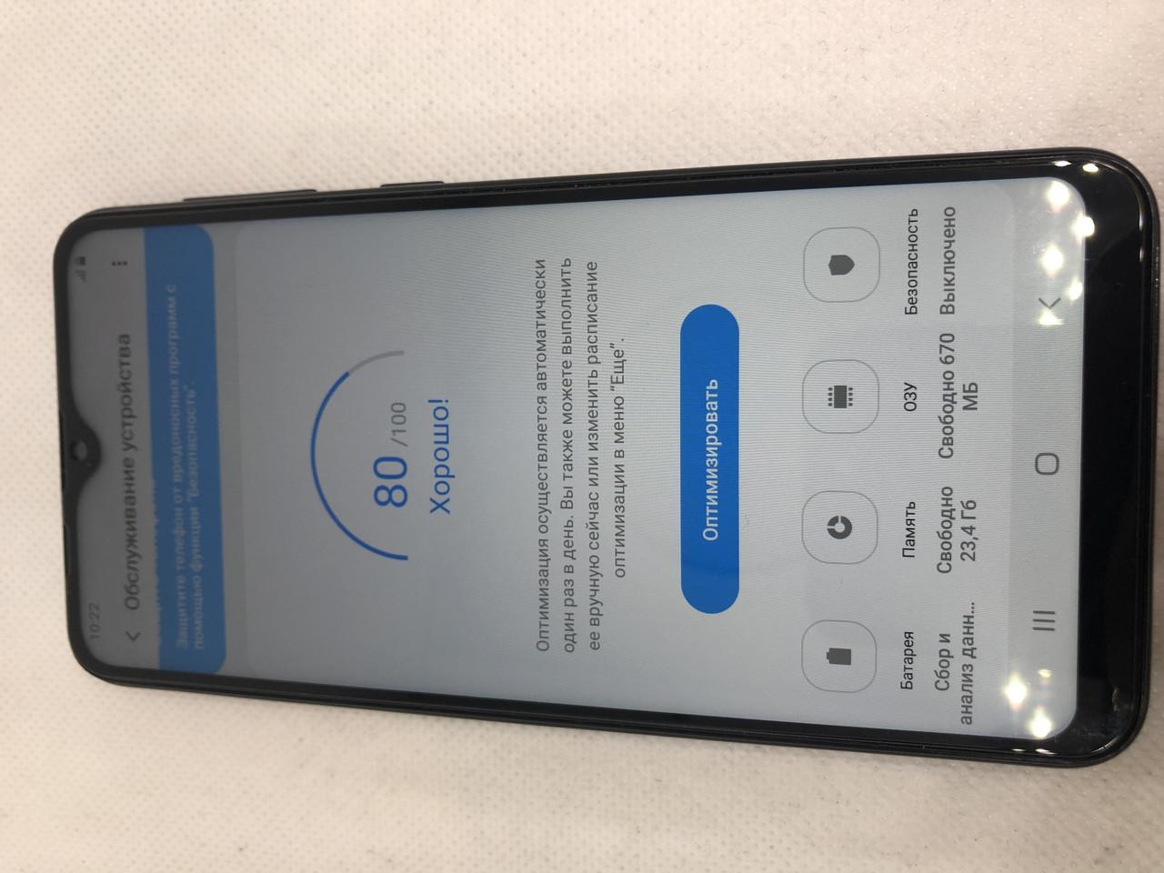 Мобильный телефон Samsung A105 black 240ВР