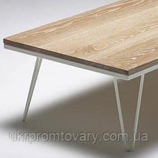 Кофейный столик LOFT DESIGN 64233, НАТУРАЛЬНОЕ ДЕРЕВО, мебель Лофт Производство в Киеве, фото 2