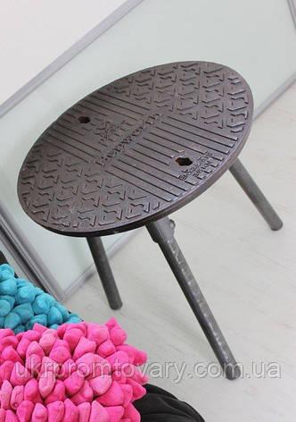 Кофейный столик LOFT DESIGN 64236, НАТУРАЛЬНОЕ ДЕРЕВО, мебель Лофт Производство в Киеве, фото 2