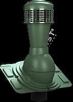 КРОВЕЛЬНЫЙ вентилятор WIRPLAST  для ЛЮБОЙ кровли  110  мм, фото 1