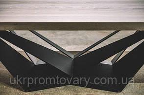 Кавовий столик LOFT DESIGN 64266, НАТУРАЛЬНЕ ДЕРЕВО, меблі Лофт Виробництво в Києві, фото 2