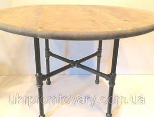 Кофейный столик LOFT DESIGN 64288, НАТУРАЛЬНОЕ ДЕРЕВО, мебель Лофт Производство в Киеве, фото 2