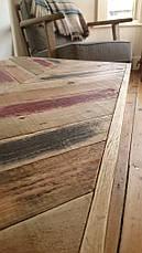 Кофейный столик LOFT DESIGN 64293, НАТУРАЛЬНОЕ ДЕРЕВО, мебель Лофт Производство в Киеве, фото 3