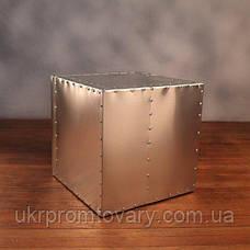 Кавовий столик LOFT DESIGN 64299, НАТУРАЛЬНЕ ДЕРЕВО, меблі Лофт Виробництво в Києві, фото 3