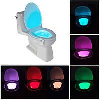 Подсветка для туалета с датчиком