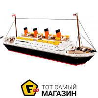 Моделист-конструктор конструктор для мальчиков от 7 лет - Cobi Титаник (COBI-1914A)