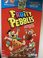 Сухой завтрак Fruity Pebbles хрустящие хлопья