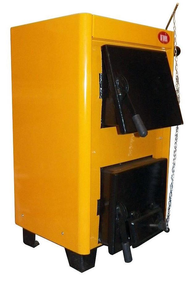 Твердотопливный котел Огонек 18 кВт