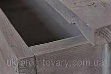Підставка під ТВ LOFT DESIGN 64612, НАТУРАЛЬНЕ ДЕРЕВО, меблі Лофт Виробництво в Києві, фото 3