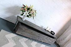Підставка під ТВ LOFT DESIGN 64612, НАТУРАЛЬНЕ ДЕРЕВО, меблі Лофт Виробництво в Києві, фото 2