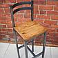 Барный стул в стиле ЛОФТ, фото 3