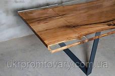Обеденный стол LOFT DESIGN 64814, НАТУРАЛЬНОЕ ДЕРЕВО, мебель Лофт Производство в Киеве, фото 3