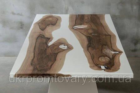 Обеденный стол LOFT DESIGN 64819, НАТУРАЛЬНОЕ ДЕРЕВО, мебель Лофт Производство в Киеве, фото 2