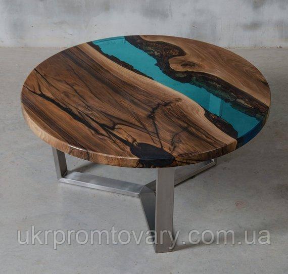 Кофейный столик LOFT DESIGN 64853, НАТУРАЛЬНОЕ ДЕРЕВО, мебель Лофт Производство в Киеве