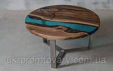 Кофейный столик LOFT DESIGN 64853, НАТУРАЛЬНОЕ ДЕРЕВО, мебель Лофт Производство в Киеве, фото 3