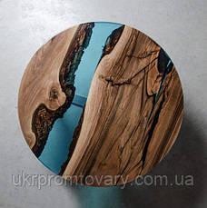 Кофейный столик LOFT DESIGN 64853, НАТУРАЛЬНОЕ ДЕРЕВО, мебель Лофт Производство в Киеве, фото 2