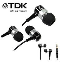 Наушники вакуумные TDK EB800 с микрофоном Распродажа