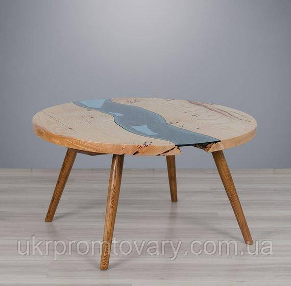 Кофейный столик LOFT DESIGN 64876, НАТУРАЛЬНОЕ ДЕРЕВО, мебель Лофт Производство в Киеве