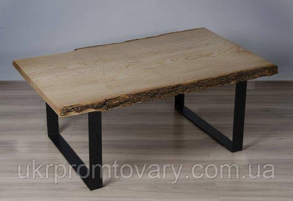 Кофейный столик LOFT DESIGN 64883, НАТУРАЛЬНОЕ ДЕРЕВО, мебель Лофт Производство в Киеве
