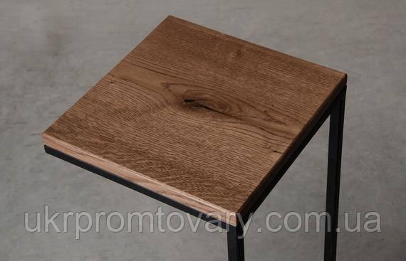 Кофейный столик LOFT DESIGN 64888, НАТУРАЛЬНОЕ ДЕРЕВО, мебель Лофт Производство в Киеве