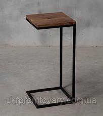 Кофейный столик LOFT DESIGN 64888, НАТУРАЛЬНОЕ ДЕРЕВО, мебель Лофт Производство в Киеве, фото 3
