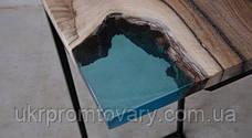 Кавовий столик LOFT DESIGN 64891, НАТУРАЛЬНЕ ДЕРЕВО, меблі Лофт Виробництво в Києві, фото 2