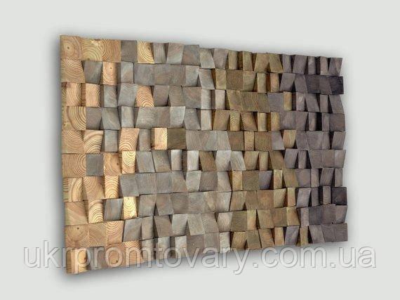 Декор для стен LOFT DESIGN 6494, НАТУРАЛЬНОЕ ДЕРЕВО, мебель Лофт Производство в Киеве