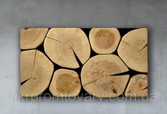 Декор для стен LOFT DESIGN 64911, НАТУРАЛЬНОЕ ДЕРЕВО, мебель Лофт Производство в Киеве