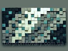 Декор для стін LOFT DESIGN 64918, НАТУРАЛЬНЕ ДЕРЕВО, меблі Лофт Виробництво в Києві, фото 2