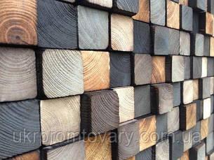 Декор для стін LOFT DESIGN 64927, НАТУРАЛЬНЕ ДЕРЕВО, меблі Лофт Виробництво в Києві, фото 2