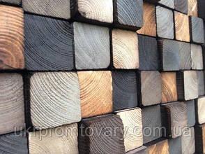 Декор для стін LOFT DESIGN 64927, НАТУРАЛЬНЕ ДЕРЕВО, меблі Лофт Виробництво в Києві, фото 3