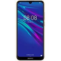 Мобильный телефон Huawei Y6 2019 Brown Faux Leather (51093PMR)