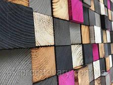 Декор для стін LOFT DESIGN 64944, НАТУРАЛЬНЕ ДЕРЕВО, меблі Лофт Виробництво в Києві, фото 3