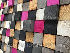 Декор для стін LOFT DESIGN 64944, НАТУРАЛЬНЕ ДЕРЕВО, меблі Лофт Виробництво в Києві, фото 2