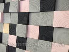 Декор для стін LOFT DESIGN 64948, НАТУРАЛЬНЕ ДЕРЕВО, меблі Лофт Виробництво в Києві, фото 3
