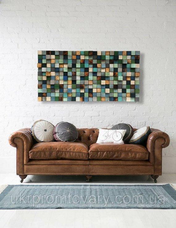 Декор для стен LOFT DESIGN 64954, НАТУРАЛЬНОЕ ДЕРЕВО, мебель Лофт Производство в Киеве