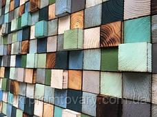 Декор для стен LOFT DESIGN 64954, НАТУРАЛЬНОЕ ДЕРЕВО, мебель Лофт Производство в Киеве, фото 2