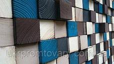 Декор для стін LOFT DESIGN 64961, НАТУРАЛЬНЕ ДЕРЕВО, меблі Лофт Виробництво в Києві, фото 3