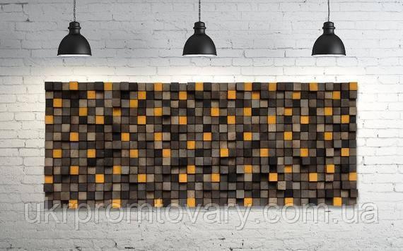 Декор для стен LOFT DESIGN 64992, НАТУРАЛЬНОЕ ДЕРЕВО, мебель Лофт Производство в Киеве