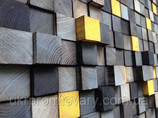 Декор для стен LOFT DESIGN 64992, НАТУРАЛЬНОЕ ДЕРЕВО, мебель Лофт Производство в Киеве, фото 3
