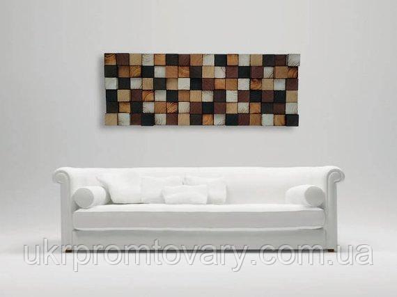 Декор для стен LOFT DESIGN 649116, НАТУРАЛЬНОЕ ДЕРЕВО, мебель Лофт Производство в Киеве