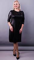 Платье Памела черный