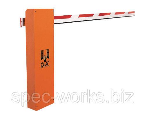 Шлагбаум электрогидравлический стрела до 5 метров