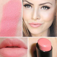 Матовая помада Wet n wild Megalast lip color цвет Just Peachy